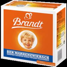 Brandt Markenzwieback 225 g