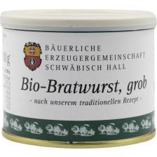Bäuerliche Erzeugergemeinschaft Schwäbisch Hall Bio-Bratwurst grob 200G