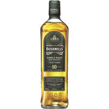 Bushmills 10 Jahre Single Malt Irish Whiskey 40% 700ml