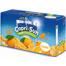 Capri-Sun Orange 10x 0,2 ltr