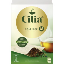 Cilia Teefilter Größe M 100 Stück