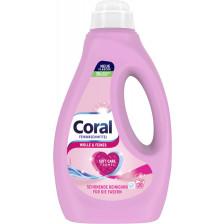 Coral Feinwaschmittel flüssig Wolle & Feines 1L 20WL