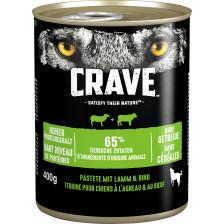 Crave mit Lamm und Rind 400G