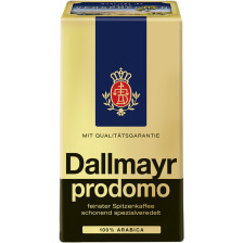Dallmayr Kaffee Prodomo gemahlen 500G