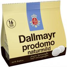 Dallmayr Kaffeepads Prodomo Naturmild 16ER 112G