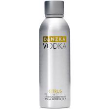 Danzka Vodka Citrus 40% 0,7l