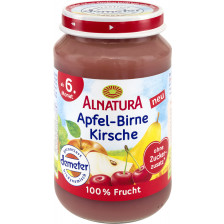 Alnatura Demeter Apfel-Birne-Kirsche ab dem 6.Monat 190G