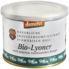 Bäuerliche Erzeugergemeinschaft Schwäbisch Hall Demeter Bio-Lyoner 200G
