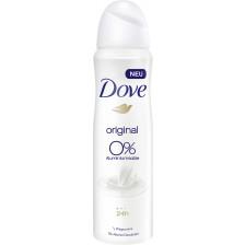 Dove Deo-Spray Original 0% Aluminiumsalze 150 ml