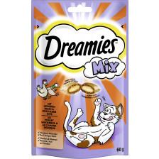 Dreamies Mix Katzensnacks mit Huhn und Ente 60 g