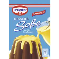 Dr.Oetker Dessert Soße mit Vanille-Geschmack zum Kochen 3x 17 g