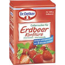 Dr.Oetker Gelierzucker für Erdbeerkonfitüre 500 g
