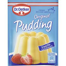Dr.Oetker Original Pudding Vanille Geschmack 4x 37G