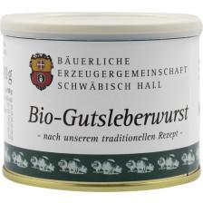 Bäuerliche Erzeugergemeinschaft Schwäbisch Hall Bio-Gutsleberwurst 200G