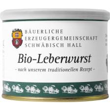 Bäuerliche Erzeugergemeinschaft Schwäbisch Hall Bio-Leberwurst 200G