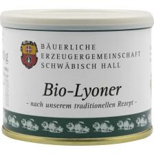 Bäuerliche Erzeugergemeinschaft Schwäbisch Hall Bio-Lyoner 200G