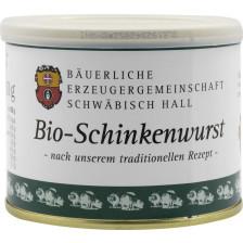 Bäuerliche Erzeugergemeinschaft Schwäbisch Hall Bio-Schinkenwurst 200G