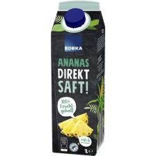 EDEKA Ananas Direktsaft 1L