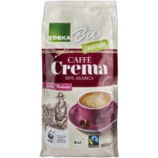 EDEKA Bio Caffè Crema ganze Bohnen 1 kg