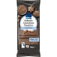 EDEKA Vollmilch-Schokoladen-Couverture 200 g