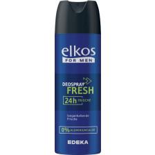 Elkos For Men Deospray Fresh 200 ml