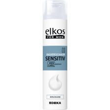 Elkos For Men Rasierschaum sensitiv 300 ml