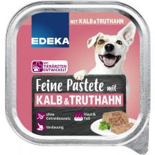 EDEKA Feine Pastete mit Kalb & Truthahn 150G