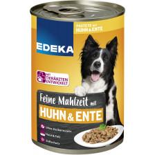 EDEKA Feine Mahlzeit mit Huhn & Ente 400G