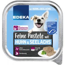 EDEKA Feine Pastete mit Huhn & Seelachs 150G