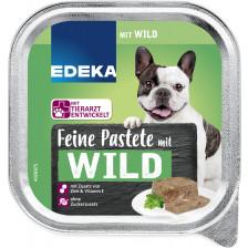 EDEKA Feine Pastete mit Wild 300G