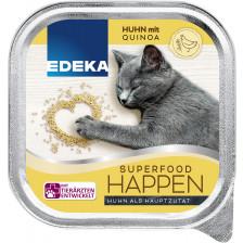 EDEKA Superfood Happen Huhn mit Quinoa 100G
