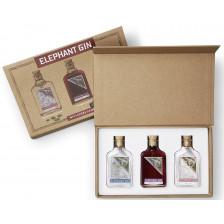 Elephant Gin Miniature Tasting Set 3x 50ML