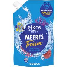 elkos Body Flüssigseife Meerestraum Nachfüller 750 ml