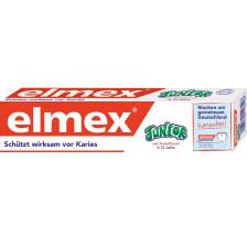 Elmex Zahncreme Junior mit Aminfluorid 75 ml
