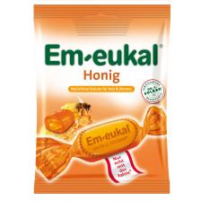 Em-Eukal Honig Hustenbonbons 75 g