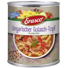 Erasco Ungarischer Gulasch-Topf mit aromatischem Pfeffer 800G