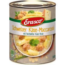 Erasco Schweizer Käse-Maccaroni 800G