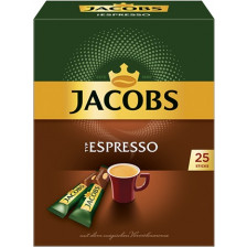Jacobs Typ Espresso Sticks 25x 1,8 g