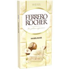 Ferrero Rocher Tafel Weiss 90G