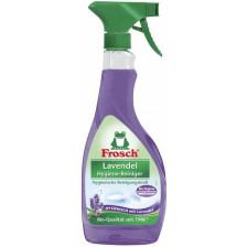 Frosch Lavendel Hygiene-Reiniger Sprühflasche 500 ml