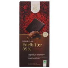 GEPA Bio Schokolade Edelbitter 85% 100 g