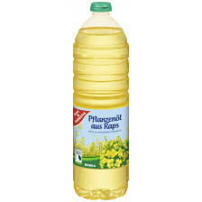 Gut & Günstig Pflanzenöl aus Raps 1L