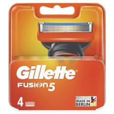 Gillette Fusion5 Rasierklingen 4 Stück