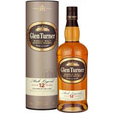 Glen Turner Single Malt Scotch Whisky Master Reserve Aged 12 Years 0,7L
