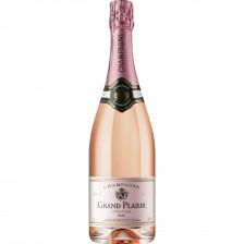Grand Plaisir Champagne Brut Rosé 0,75 ltr