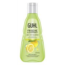 Guhl Frische & Leichtigkeit Anti-Fett Shampoo Yuzu Zitrus 250 ml