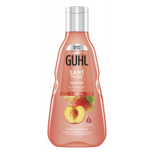 Guhl Samt Pflege Shampoo Pfirsichöl 250 ml