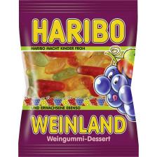 Haribo Weinland Dessert Fruchtgummi 200 g
