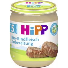 Hipp Bio Rindfleisch-Zubereitung ab dem 5.Monat 125G