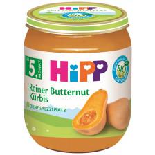 Hipp Bio Reiner Butternut Kürbis ohne Salzzusatz ab dem 5.Monat 125G